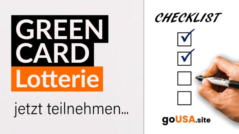 Wie Du an der Green Card Lottery kostenlos teilnehmen kannst