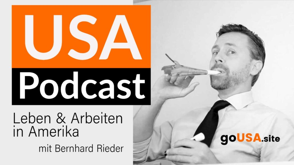 Podcast Auswandern USA