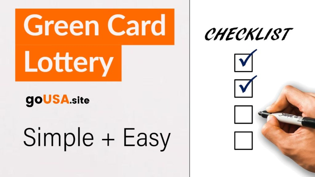Green-Card-Lottery-Check-List
